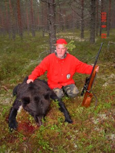 Keijo ja karhu 2003